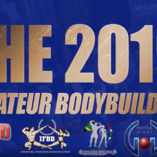 Arnold Amateur Bodybuilding 2019