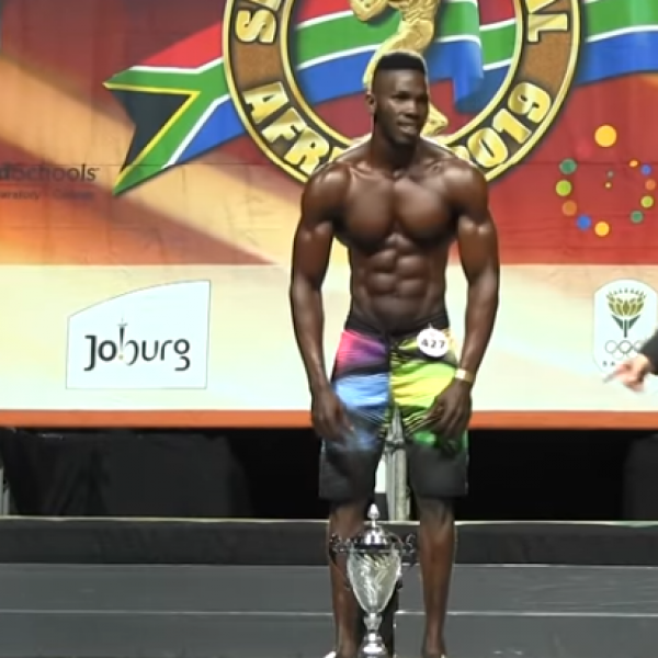 Men´s Physique FINAL